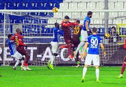 Kasımpaşa - Kayserispor: 0-3