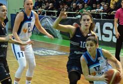 İzmit Belediyespor - Çukurova Basketbol: 65-87