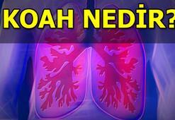 KOAH nedir KOAH hastalığının tedavisi var mı