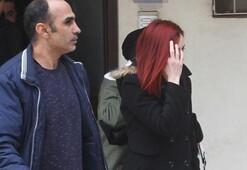 Karısının eve erkek aldığını kameradan görüp polise ihbar etti