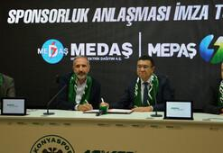 Konyaspor sponsorluk anlaşması imzaladı