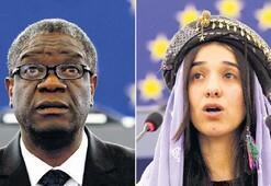 2018 Nobel Barış Ödülü Mukwege ve Murad'ın oldu