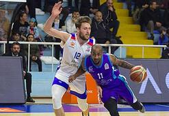 Arel Üniversitesi Büyükçekmece Basketbol - Afyon Belediyespor: 84-94