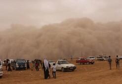 Meteoroloji uyardı Toz bulutu geliyor...