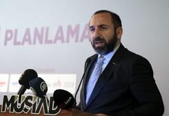 MÜSİAD Türkiye İstişare Toplantısı Kahramanmaraşta yapıldı
