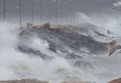 Son dakika: Meteoroloji uyarı yayınladı Öğleden sonra etkili olacak