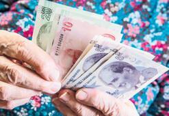 Emekli 1000 lira yasasını bekliyor