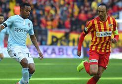 İM Kayserispor-M.Başakşehir: 1-1