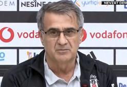 Şenol Güneş, Beşiktaştan ayrılacağı tarihi açıkladı