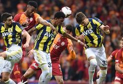 Galatasaray - Fenerbahçe: 2-2 (İşte maçın özeti)