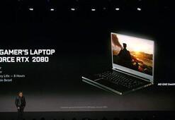 Nvidia GeForce RTX, dizüstü bilgisayarları yeni Turing GPU mimarisiyle güçlendiriyor