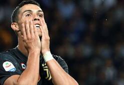 Juventusta Ronaldo depremi