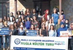 200 öğrenciye tarih ve kültürel tanıtım