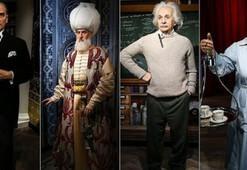 İstanbuldaki Madame Tussauds Müzesinde hangi oyuncunun balmumu heykeli sergilenmeye başlanmıştır