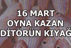 16 Mart 2019 Oyna Kazan editörün kıyağı İpucu sorusu ve cevabı ne