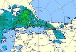 Son dakika: Meteoroloji saat verip uyardı Çamur şeklinde yağacak