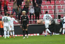 İstikbal Mobilya Kayserispor - Akhisarspor: 1-2