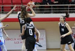 Canik Belediyespor - Beşiktaş: 83-124