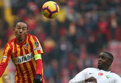 Kayserispor - Akhisarspor: 1-0