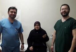 Türkiyede ilk kez gerçekleşti Ayaktan eldeki parmağa...