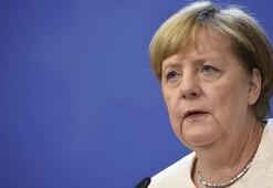 Son dakika... Merkel son noktayı koydu: Silah ihracatı yapılmayacak