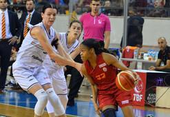 Çukurova Basketbol - Galatasaray: 87-58