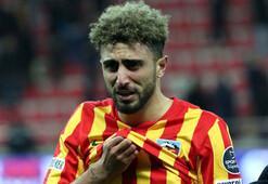 Kayserisporda Bilal Başacıkoğlu şoku