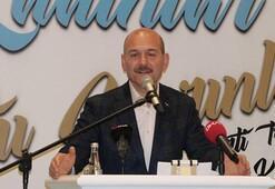 Bakan Soylu: Onlar o Türkiyeyi ancak rüyalarında görürler