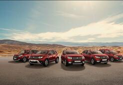 Dacia yeni özel serisini Cenevrede tanıtıyor