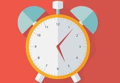 Saat tam 6 iken akreple yelkovan arasında kaç derecelik bir açı vardır