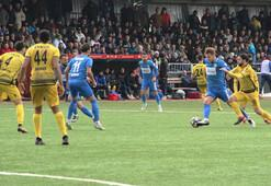 Bodrumspor - Yeni Malatyaspor: 1-2