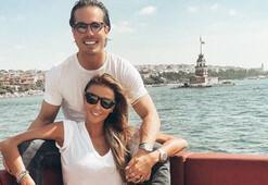 Özge Ulusoy sevgilisinin doğum gününü kutladı