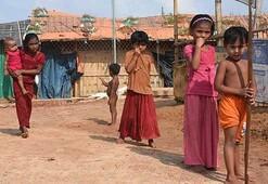 Myanmar ordusu Arakanda çocukları canlı canlı ateşe attı