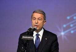 Bakan Akar: Türkiye kendi silahlarıyla caydırıcı, güçlü ve başarılı olmaya mecburdur
