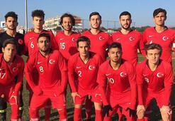 Genç Milli Futbol Takımının aday kadrosu açıklandı