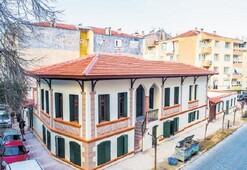 Tarihi Manisa evi kültür merkezine dönüşüyor