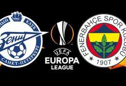 Zenit-Fenerbahçe maçı saat kaçta hangi kanalda canlı olarak yayınlanacak