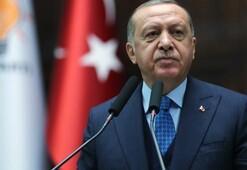 Cumhurbaşkanı Erdoğandan Miraç Kandili mesajı
