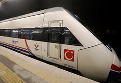 Marmaraydan ilk uluslararası tren geçti