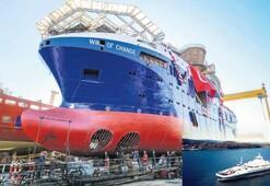 Gemi yapımında dünya devleriyle yarışıyoruz