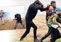 Gazze'de yine aynı manzara
