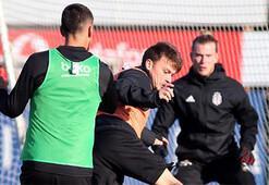 Beşiktaşta Çaykur Rizespor hazırlıkları sürüyor