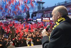 Cumhurbaşkanı Erdoğan: İzin vermeyeceğiz
