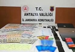 Alanyada yasa dışı bahis operasyonu: 11 gözaltı