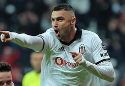 Beşiktaşta birinci kaptan Burak Yılmaz