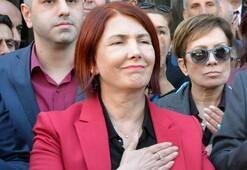 Handan Benliden suç duyurusu CHPli adayın eşi belediyeyi bastı