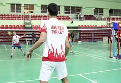 Genç badmintoncular Çekyaya gitti
