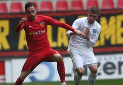 İstikbal Mobilya Kayserispor - Adana Demirspor: 1-2