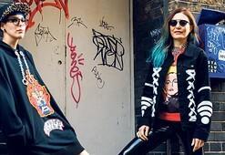 Londra sokaklarında DB Berdan renkleri