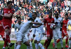 DG Sivasspor - İM Kayserispor: 1-3